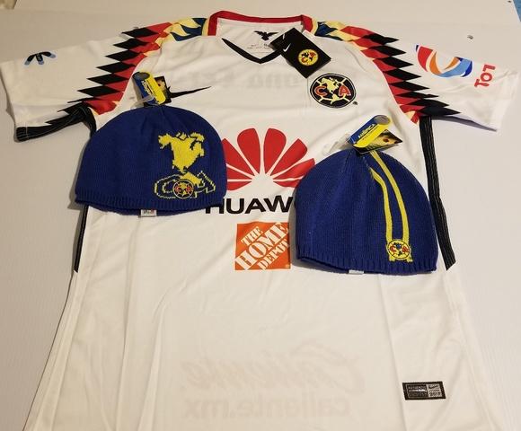 on sale 73e68 3fb13 Club America men's soccer Jersey NWT